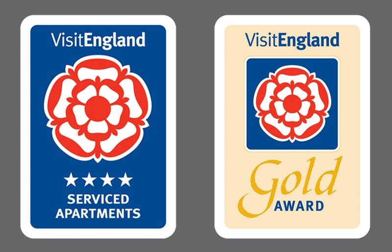 Visit England Awards Logos