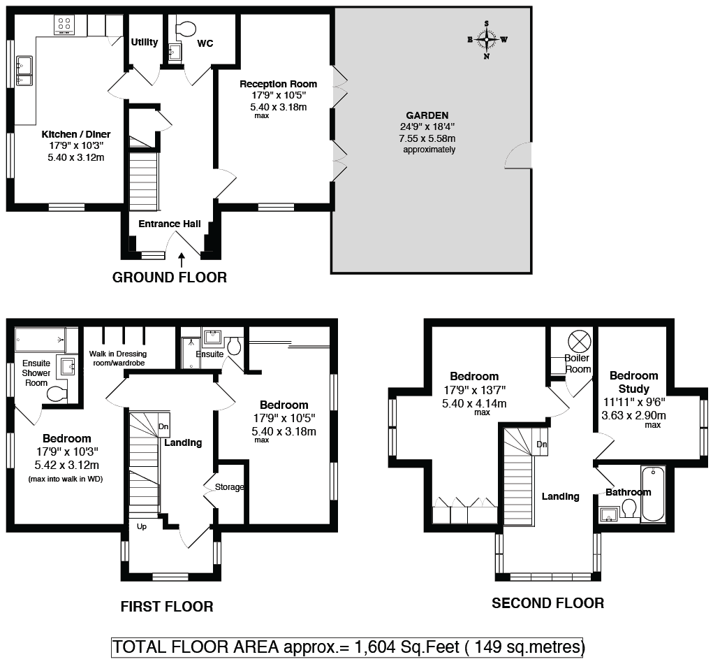Egerton Floorplan