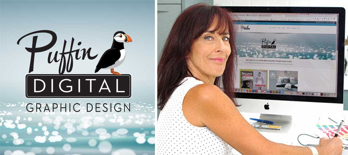 Puffin Digital Graphic Design